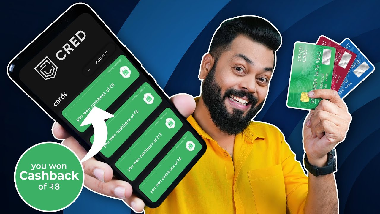 Download CRED App Overview ⚡Awesome Indian App That Will Save Your Money!