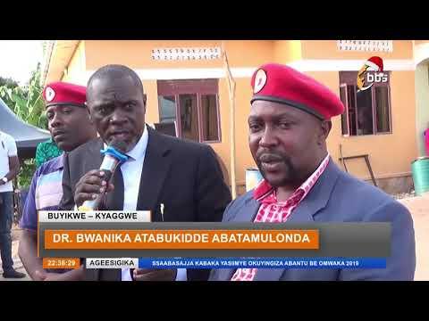 Abed Bwanika yekokodde abamutenda okwogera naye nebatamukobya ku kalulu
