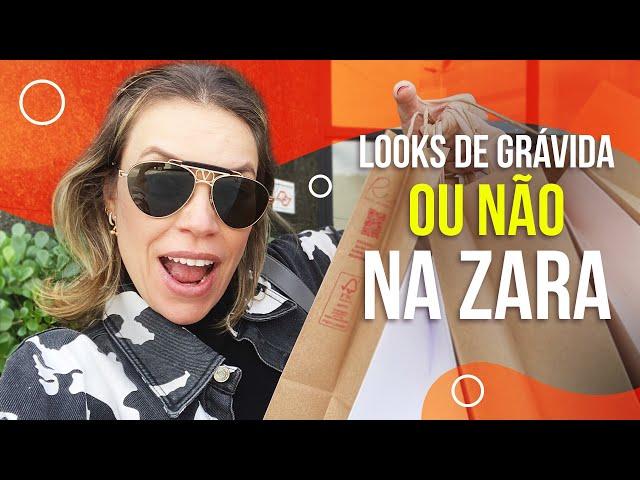COMPRAS NA ZARA, RENNER E RIACHUELO | VLOG | Go Deb