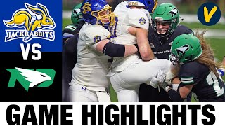 #3 South Dakota State vs #14 North Dakota Highlights | 2021 Spring College Football Highlights