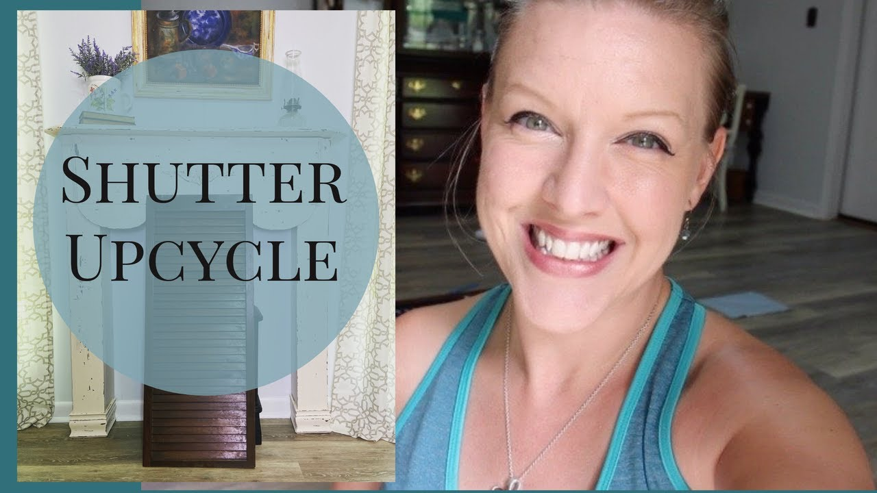 Shutter Upcycle!