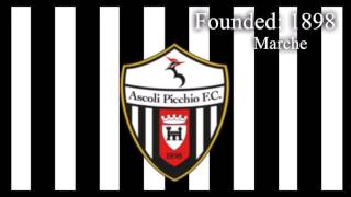 ΥΜΝΟΣ ΑΣΚΟΛΙ ΠΙΚΙΟ / ANTHEM OF ASCOLI PICCHIO FC / INNO ASCOLI PICCHIO FC