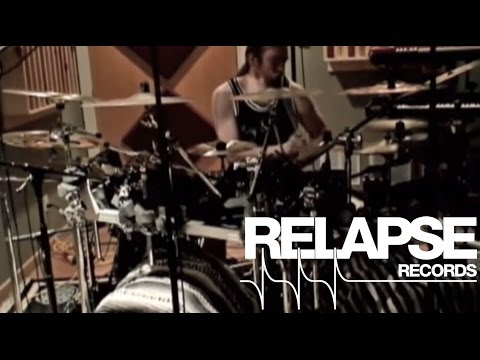 DYING FETUS - 'Reign Supreme' In-Studio Episode #1: Drum Tracking