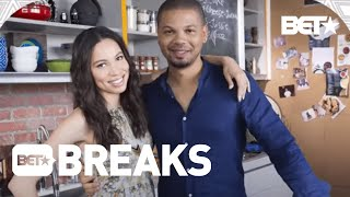 Jussie And Jurnee Smollett Premiere Show