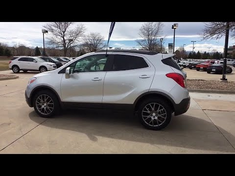 2016 Buick Encore Broomfield, Arvada, Thornton, Boulder, Longmont, Ft. Collins, CO PAB00251