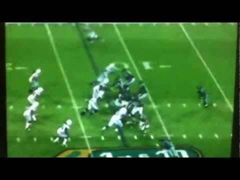 Dennis Northcutt highlights vs colts 2007
