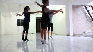 Coreografia Filho pródigo (ENSAIO) Maanain