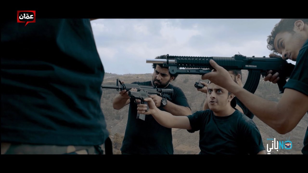 نوباني شو - الحلقة ١٥ : إحتلال                                            يزن النوباني - Yazan Noba