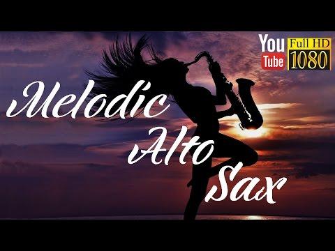 30 min 🎷 Le Onde Theta 🎷 Melodic Alto Sax 🎷  Strumentale Musica per  L' Anima