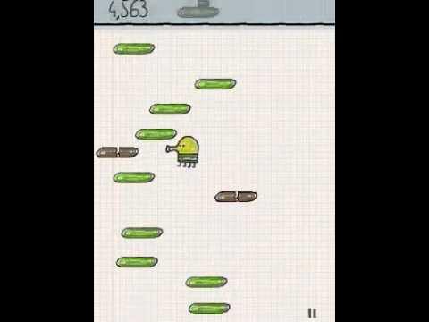 Doodle Jump на телефон