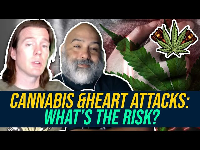 Cannabis and Heart Attacks: What We Know | Does Cannabis cause heart attacks?
