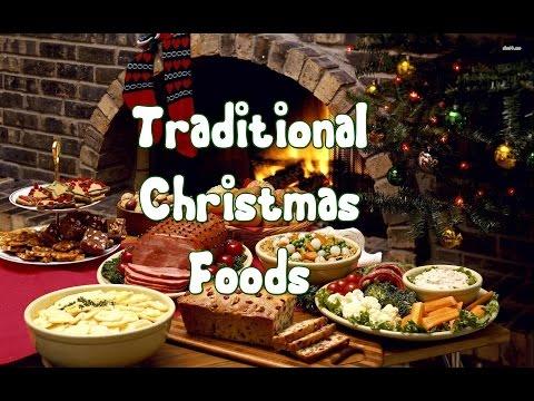 Traditional Christmas Foods