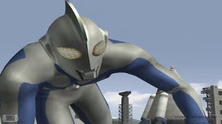 Ultraman FE3 Story 10 - ULTRAMAN JUSTICE VS ULTRAMAN COSMOS S-RANK ★Play ウルトラマン FE3
