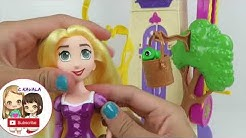 Tangled: The Series Playsets - Princess Rapunzel Swinging Locks Castle & Royal Proposal | C Kavala
