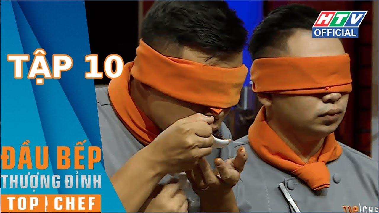 TOP CHEF VIỆT NAM 2 | Cơ hội duy nhất cho những người bị loại | #10 FULL | 5/11/2019