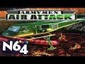 Army Men Air Combat - Nintendo 64 Review - HD