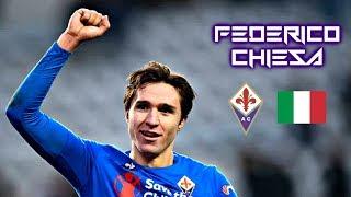 Federico Chiesa 2019 - Insane Speed Skills & Goals - ACF Fiorentina