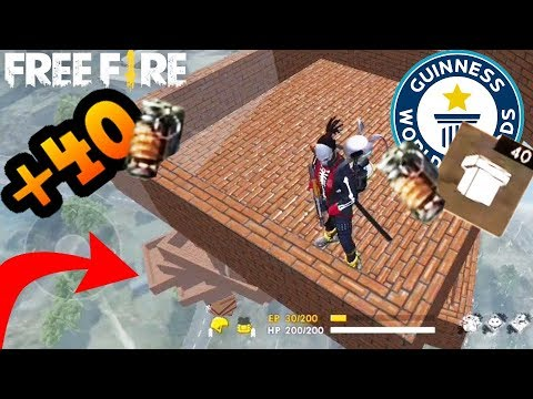GANCHOS Y LADRILLOS RECORD MUNDIAL TORRE INFINITA EN FREE FIRE from YouTube · Duration:  10 minutes 34 seconds