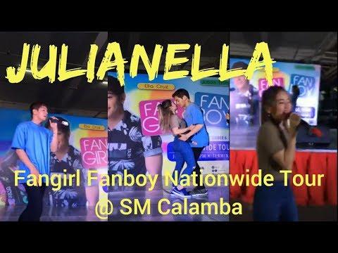Julian Trono & Ella Cruz | Fangirl Fanboy Nationwide Tour @ SM Calamba
