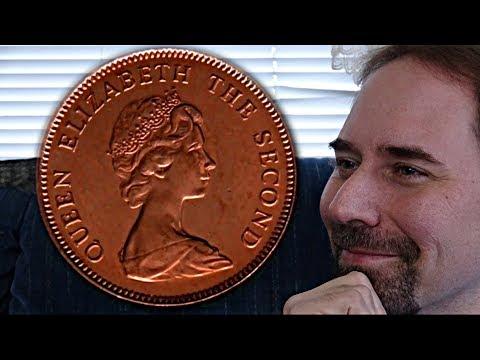 Falkland Islands 1 Penny 1998