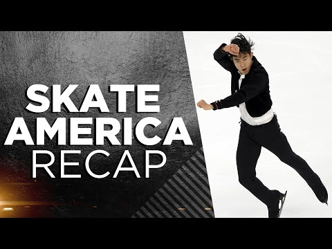 NATHAN CHEN STILL UNDEFEATED, KEEGAN MESSING MEDALS AT SKATE AMERICA   THAT FIGURE SKATING SHOW