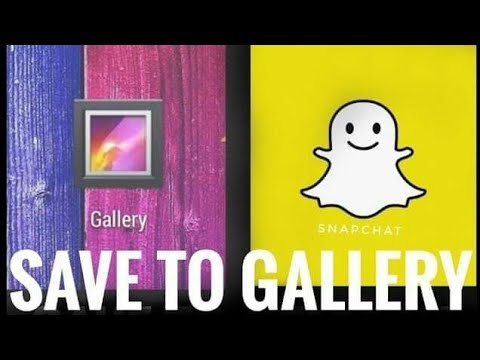 How to post a picture on snapchat from your camera roll