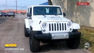 Video Jeep Wrangler Sahara 2014 Build by 4 Wheel Parts Cleveland, OH download MP3, 3GP, MP4, WEBM, AVI, FLV Juli 2018