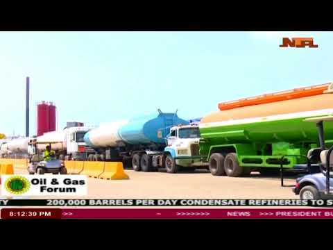NNPC's Oil & Gas Forum 09/09/2018