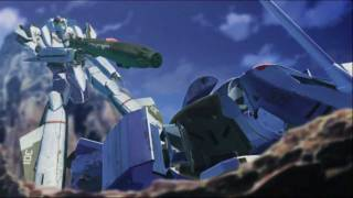 Macross ZERO Battle Scenes remix HD