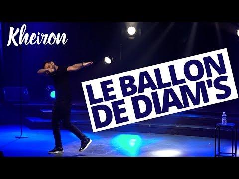 Le ballon de Diam's - 60 minutes avec Kheiron