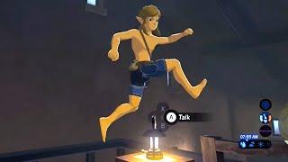 Legend of Zelda: Breath of the Wild - Messing Around #4
