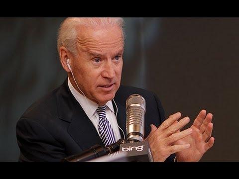 Joe Biden Talks Mitt Romney | Interview | On Air Ryan Seacrest