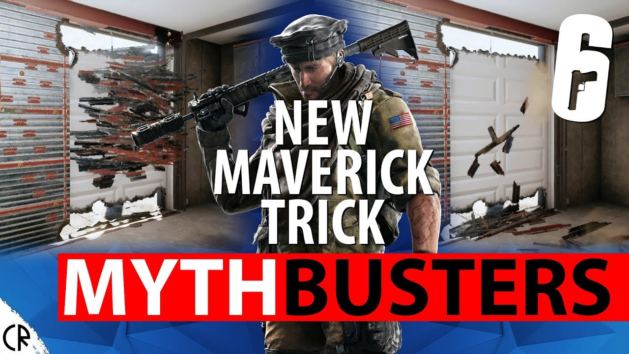 Rainbow Six Siege Maverick: Y4S1 update, what he can do and