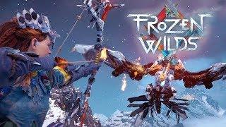 Horizon Zero Dawn: The Frozen Wilds (DLC) All Cutscenes Game Movie