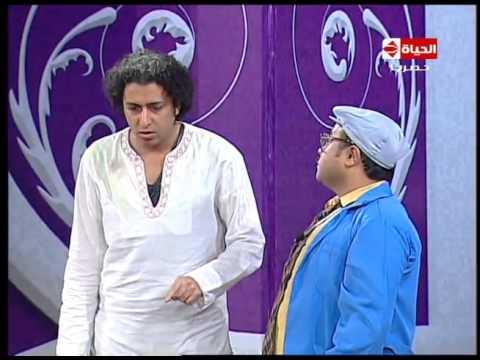 تياترو مصر - حلقة الجمعة 18-12-2015 مسرحية ' ماما نساية ' - Teatro Masr