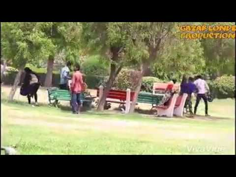 Super Funny | Lovers Running | RSS prank video in indira park 😁