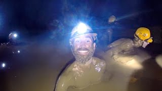 1Life2Live4 - Exploring caves and having fun in the mud!
