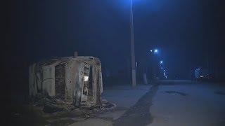 Несколько поселков в Кордайском районе опустели после беспорядков
