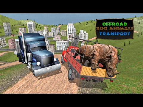 Truck Transport Zoo Animals GameRivals