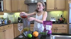Superfood Kids Immune Boost!- Orange Goji Lime Drink