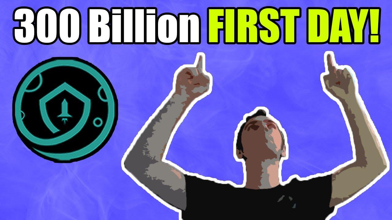 300 BILLION SafeMoon On Ethereum First Day!