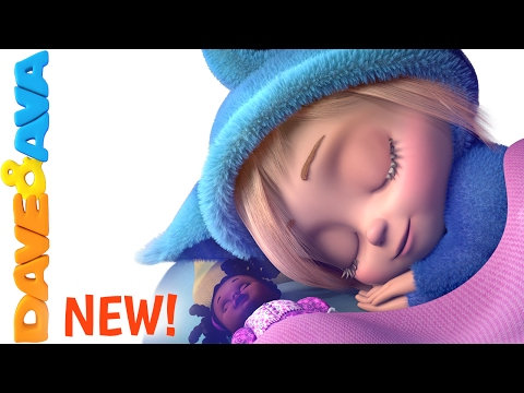😴 Rock a Bye Baby | English Rhymes | YouTube Nursery Rhymes and Baby Songs from Dave and Ava 😴