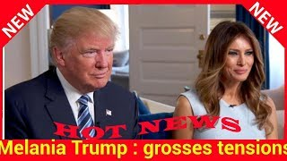 Melania Trump : grosses tensions avec Donald Trump, elle exige le licenciement d'une de ses