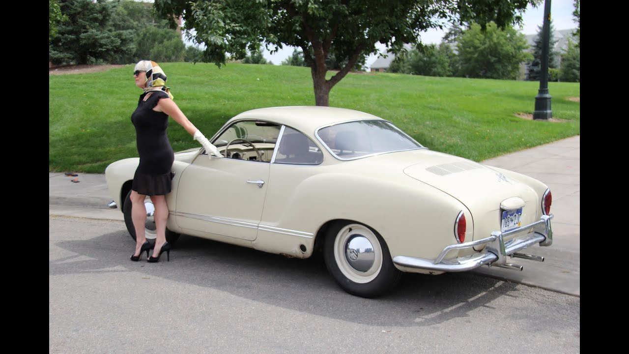 1962 Volkswagon Karmann Ghia - YouTube