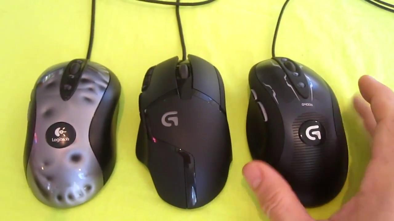 G402 Logitech Gaming Mouse $36 REVIEW Hyperion Fury G502 roccat kone tyon  razer deathadder