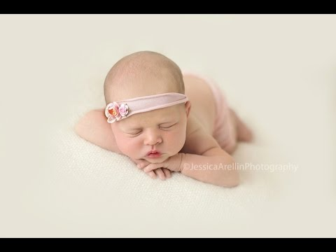 Newborn photography posing youtube