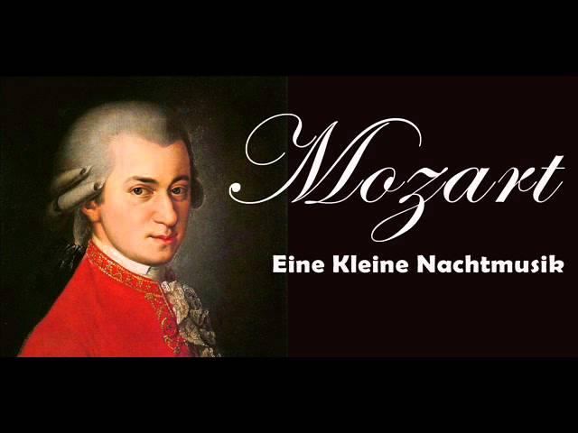 Mozart: Eine Kleine Nachtmusik (Opole Philharmonic Orchestra) | Classical Music