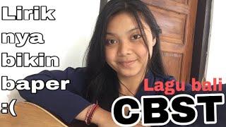 LIRIKNYA BIKIN BAPER|| CBST - RAJA BAND COVER