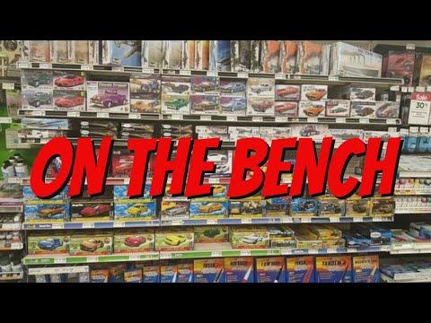 ON THE BENCH: Toy Biz Marvel Comics THE THING 1/12 Plastic Model Kit