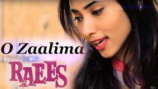 Zaalima  Raees  Shahrukh Khan  Mahira Khan  Suprabha Kv